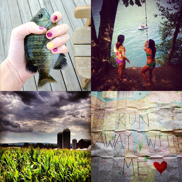 This Week on Instagram: 8/31/12