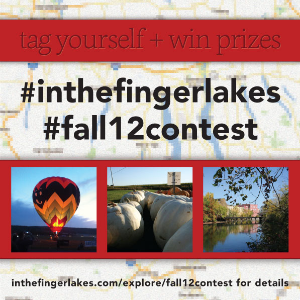 Fall In The Finger Lakes Instagram Contest Announcement