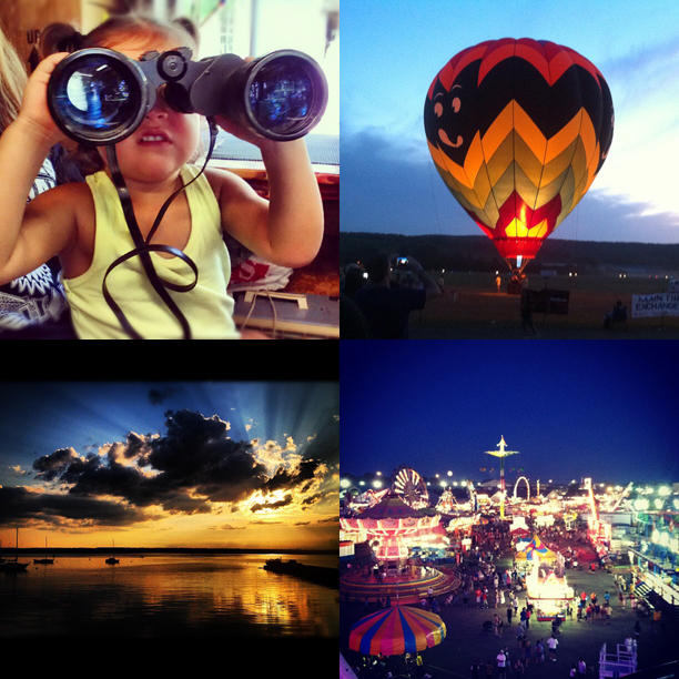 Instagram Roundup for 9/7/12