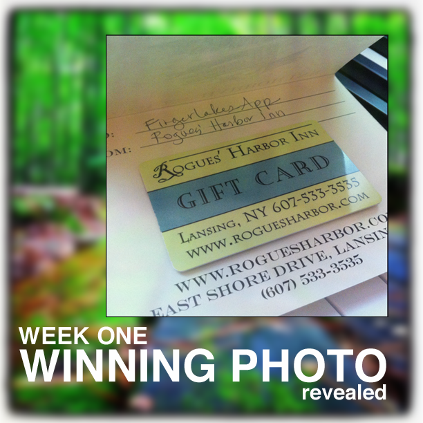 Instagram Contest: Week One WINNER