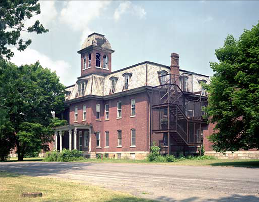 Tour Historic Former Willard Psychiatric Center May 18th, 2013
