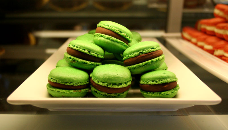 Macaroons - Sarah's Patisserie in the Finger Lakes