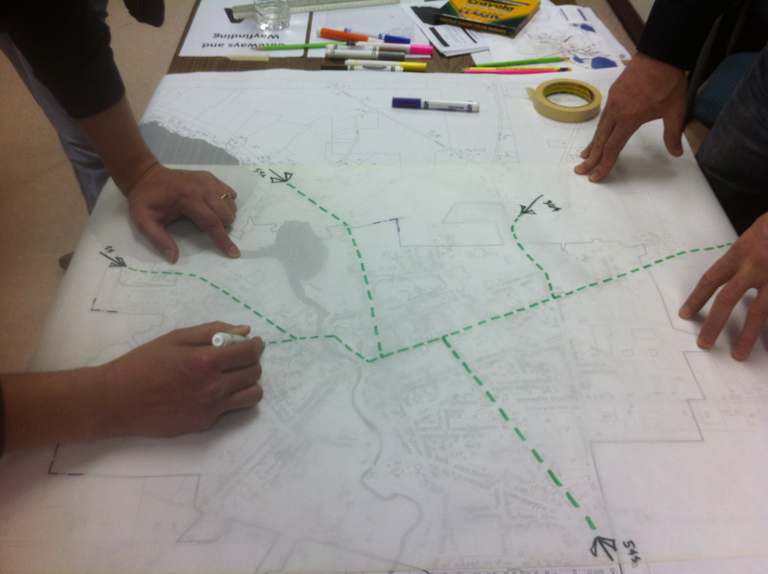Community Planning Charrette – Solving Penn Yan's First World Problems
