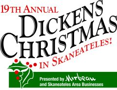 Tons of Holiday Festivities in the Finger Lakes This Weekend! (Dec. 7, 8, 9)