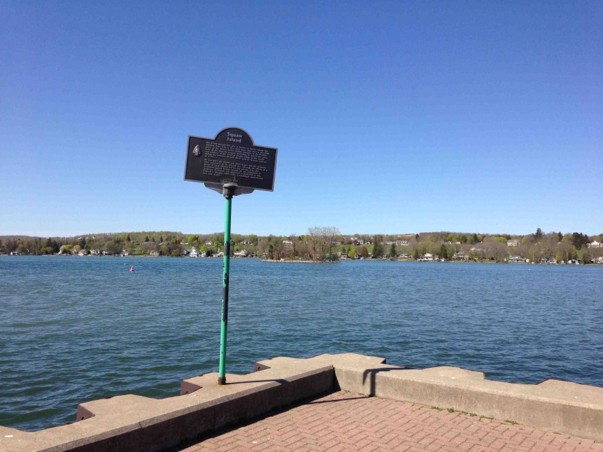 Squaw Island - Canandaigua City Pier - In The Finger Lakes (inthefingerlakes.com