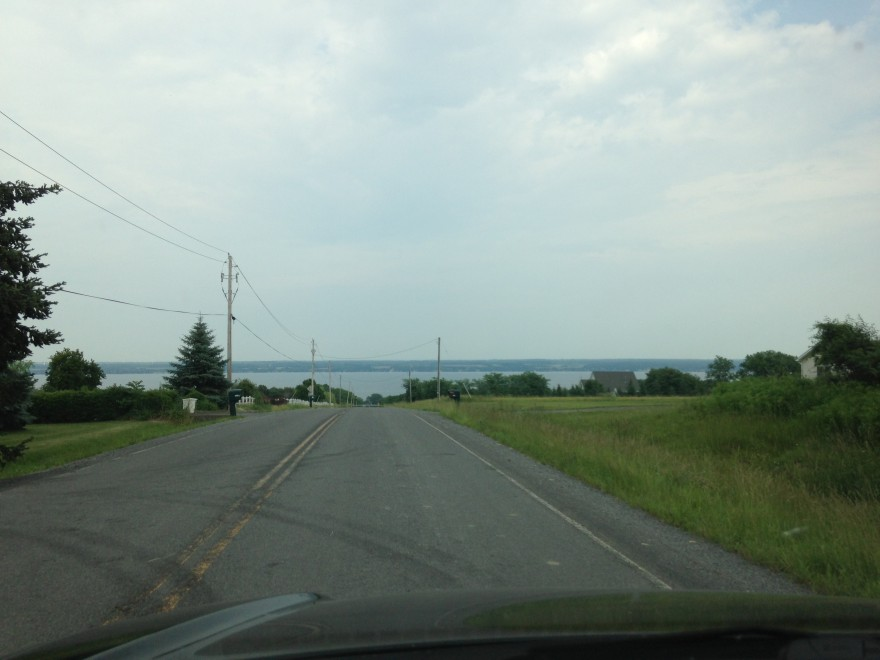 View of Seneca Lake from Seneca Breeze