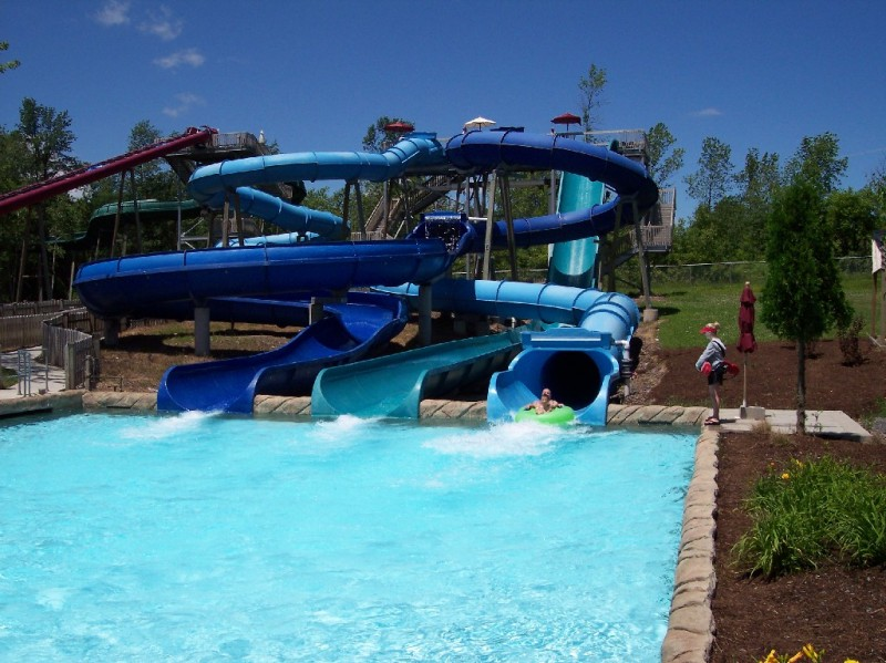 Our Late Summer Trip to Roseland Waterpark