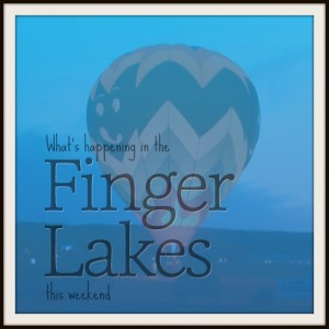 What's Happening in the Finger Lakes This Weekend [August 23-25]