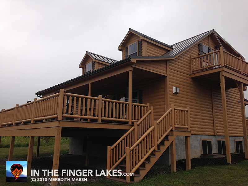 Luxury Cabin Overlooking Seneca Lake [Finger Lakes Adventure #1]