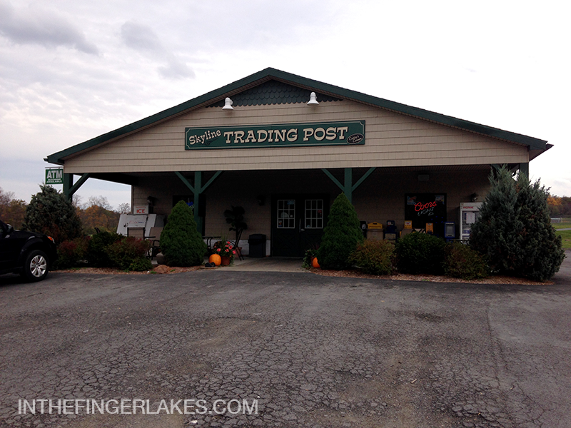 Skyline Trading Post - In The Finger Lakes