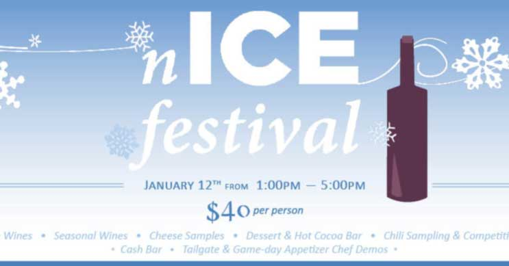 nICE Wine Fest This Weekend (January 12, 2014)