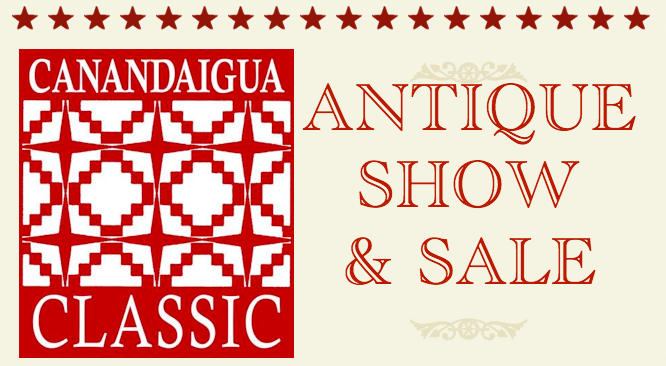 Canandaigua Classic Antique Show and Sale