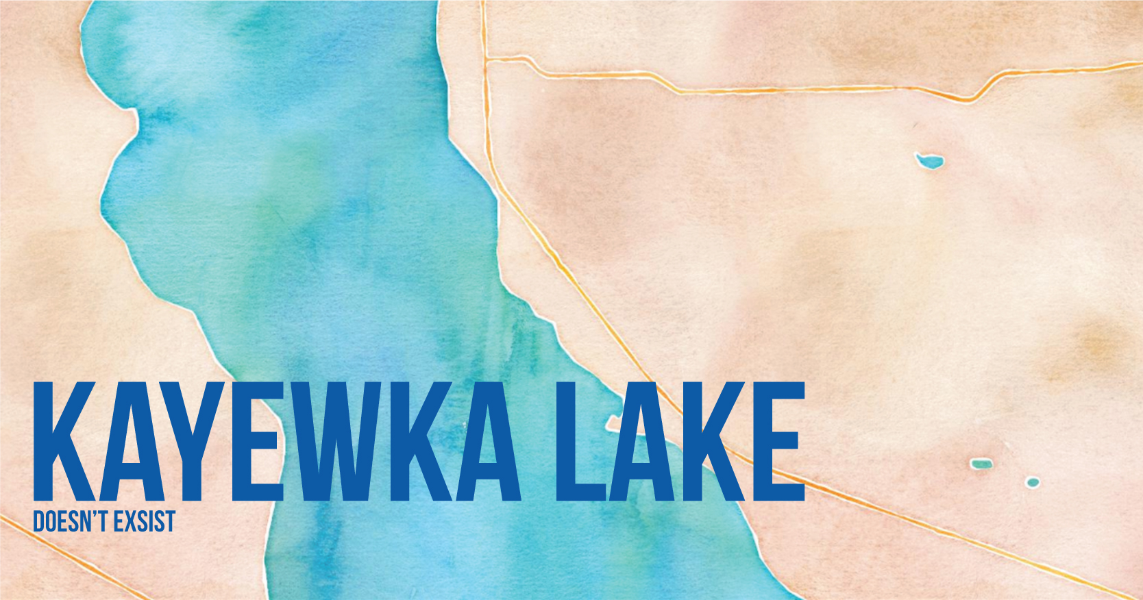 12th Finger Lake Found: Kayewka; Plus A Handy Guide on How to Correctly Pronounce the Finger Lakes
