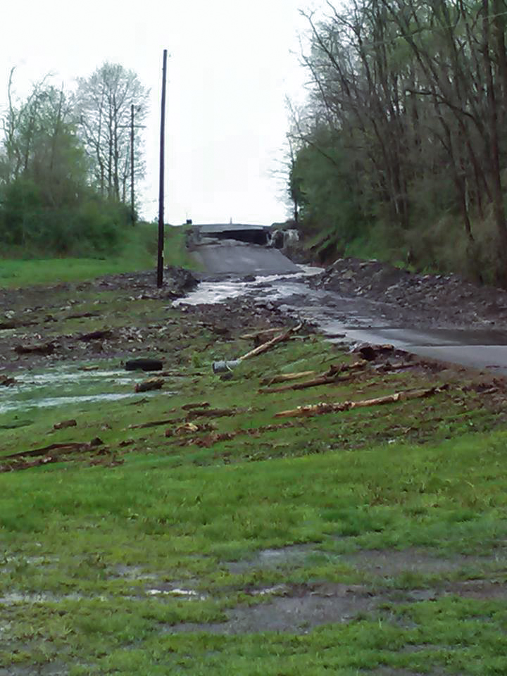 East Valley Rd. Branchport Photo via Grace Volt
