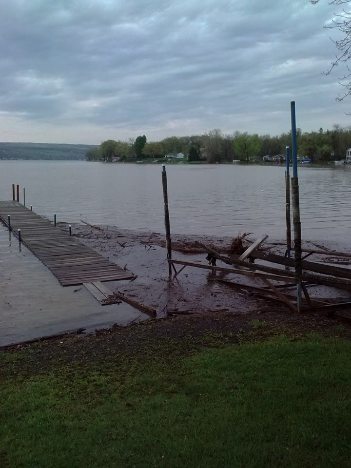 Brandy Bay on Keuka Photo via Grace Volt