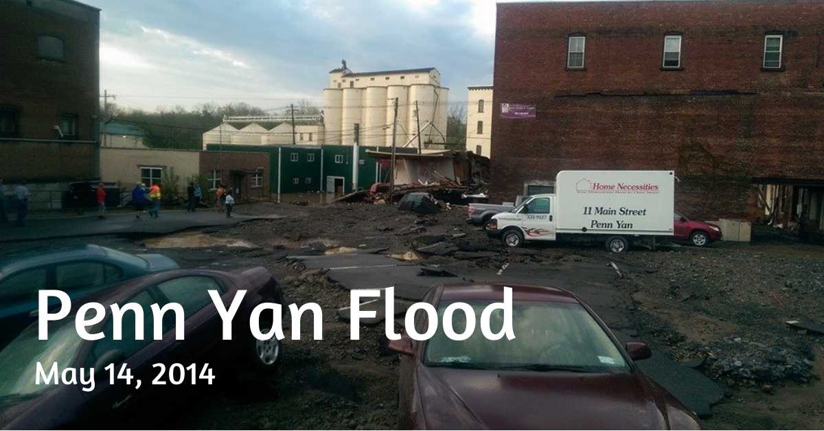 Penn Yan Flood – May 14, 2014 [TONS OF PHOTOS]