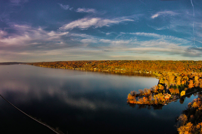 Finger Lakes Aerial Photography - BEAUTIFUL!