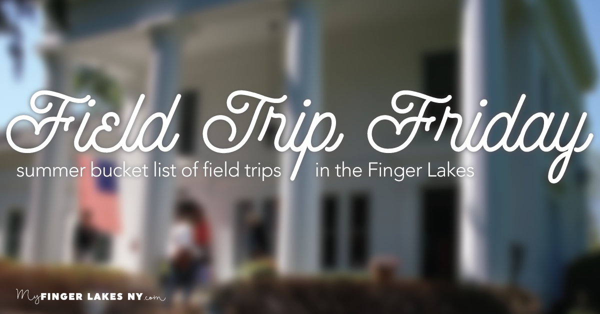 Field Trip Friday: A Summer Bucket List of Finger Lakes Field Trips