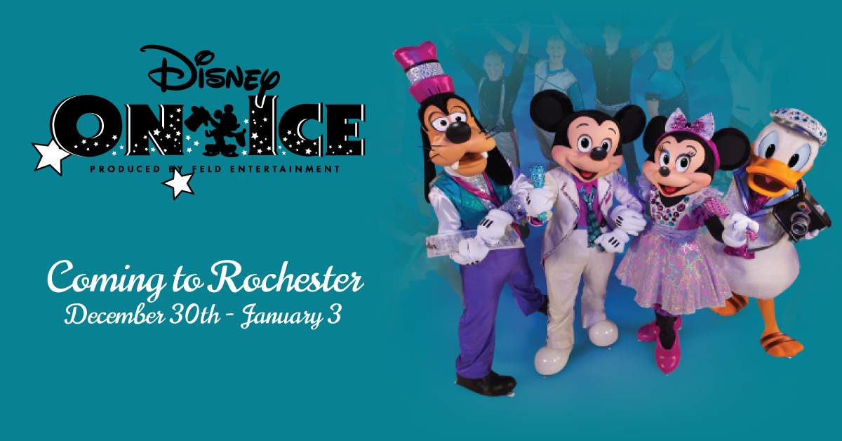 Enter to Win! Disney on Ice: Let's Celebrate! presented by Stonyfield YoKids Organic Yogurt